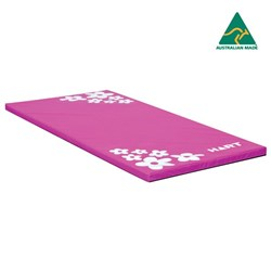 HART Flower Gym Mat - Small Pink / White