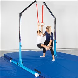 HART Gymnastics Rings with Mat 10cm