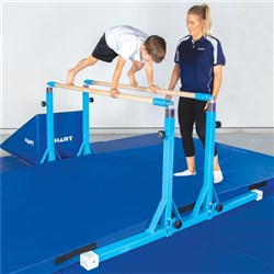 HART Parallel Bars with Mat 20cm