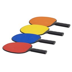 HART Outdoor Table Tennis Bat Set of 4