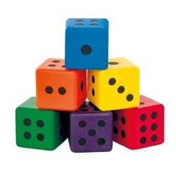 HART Foam Dice Set