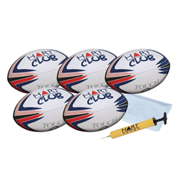 HART Club Touch Football Pack - Junior