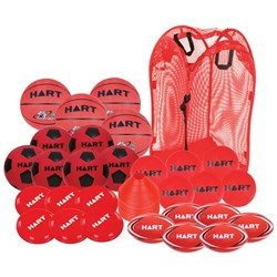 HART Colour Kit Red