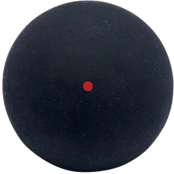 HART Red Dot Recreational Squash Ball
