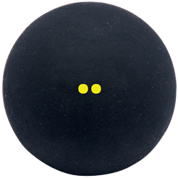 HART Double Yellow Dot Pro Squash Ball