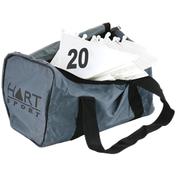 HART Numbered Marking Flags 1-20