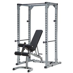 HART Power Rack Combo Incline/Decline Bench