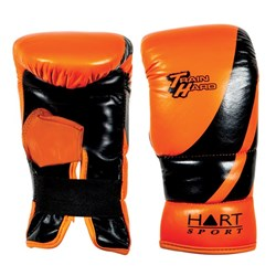 HART Train Hard Curved Mitts Small