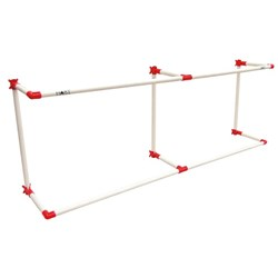 HART Swiss Ball Wall Rack
