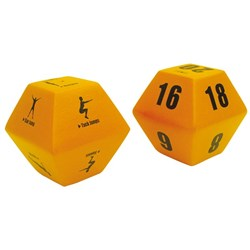HART Foam Fitness Dice
