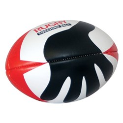 HART Soft Touch Rugby Coaching Ball
