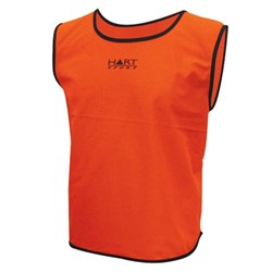 HART Fluro Training Vest Jnr Fluro Orange