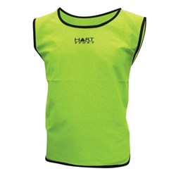 HART Fluro Training Vest Jnr Fluro Yellow