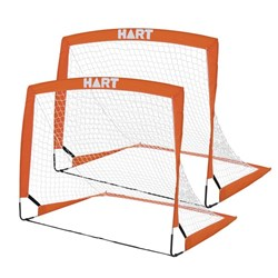 HART Rectangular Pop Up Goal Set