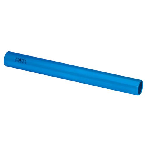 6 Piece Amber Athletic Gear Junior Plastic Relay Baton Set