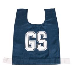 HART Cotton Netball Bibs - Snr Navy