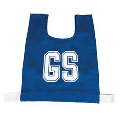 HART Cotton Netball Bibs - Snr Royal