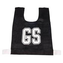HART Cotton Netball Bibs  Junior - Black
