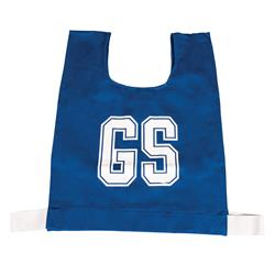 HART Cotton Netball Bibs - Jnr Royal