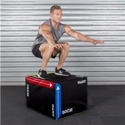 HART Foam 3-in-1 Plyo Box