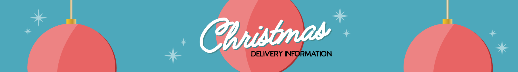 Christmas Delivery Information NZ