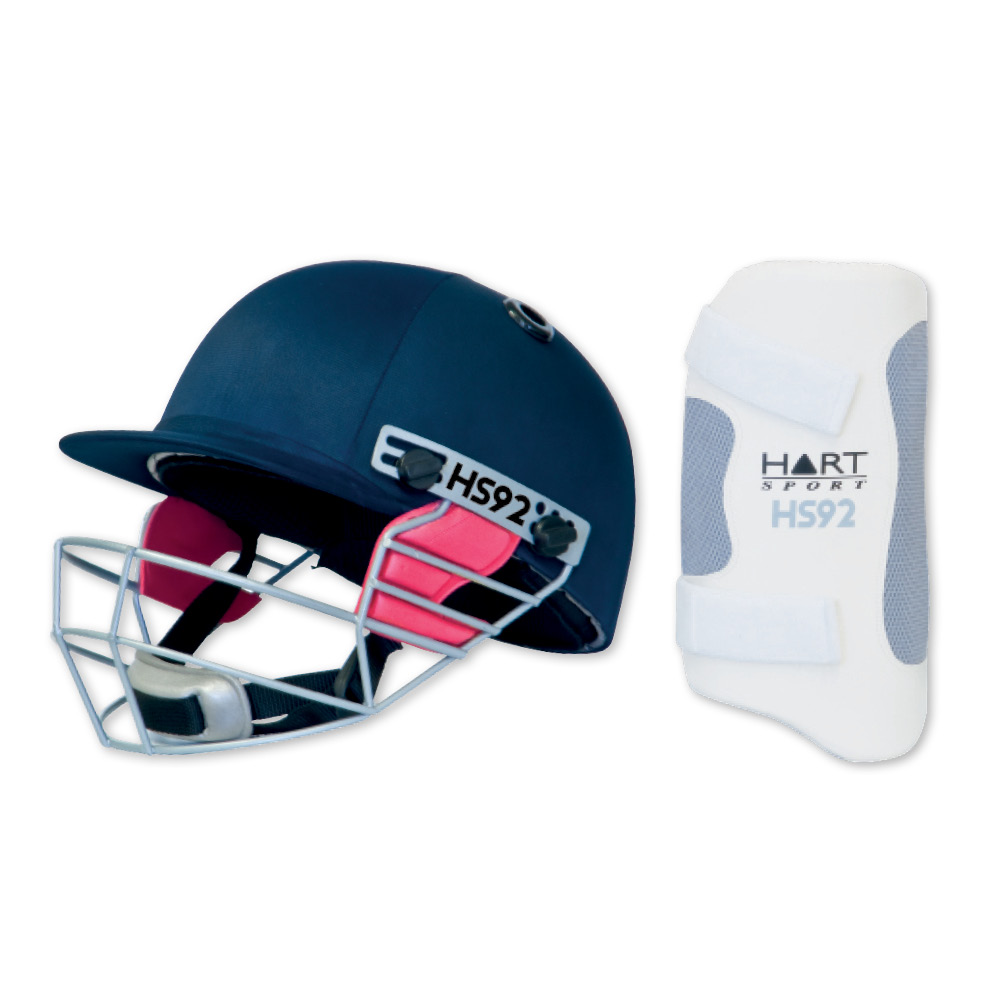 Cricket Guards & Helmets