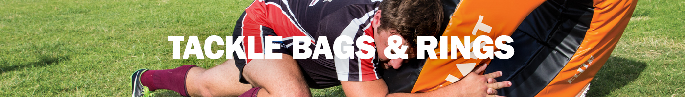 Rugby Tackle Bags and Rings New Zealand
