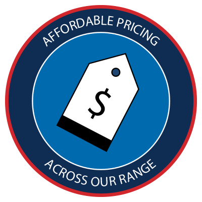 Affordable Pricing