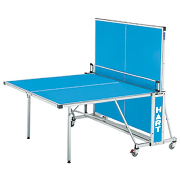 Hart all weather table tennis table table tennis tables hart sport new zealand - Outdoor table tennis table nz ...