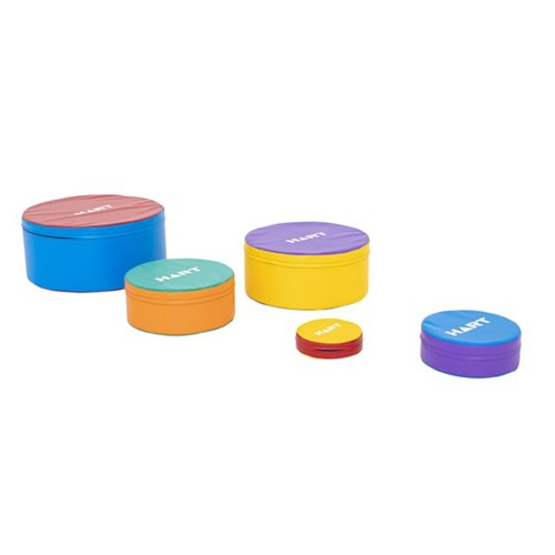 Hart Foam Stepping Stones Set Foam Balance Hart Sport