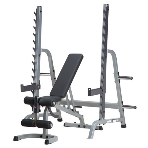 Hart Multi Press Rack Combo Incline Decline Bench
