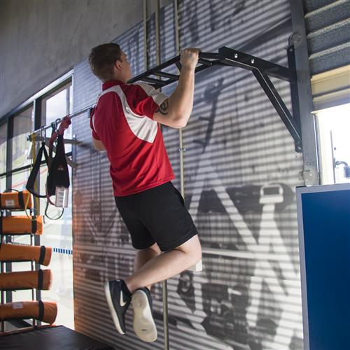 hart multi grip chin up bar benches racks stands hart sport new