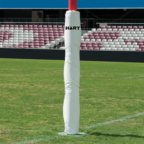 9 686 Hart Flat Rugby Post Pads Hart Sport New Zealand