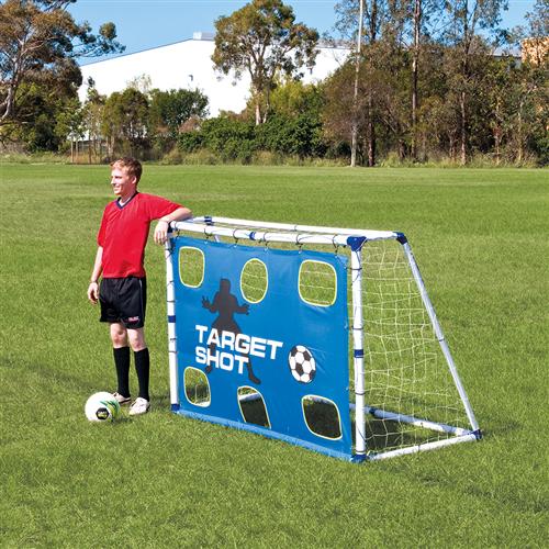 Hart Pro Target Sports Goal Pvc Soccer Goals Hart