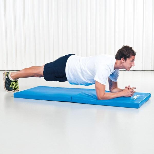 Life Fitness Treadmill New Zealand: HART Folding Fitness Mat